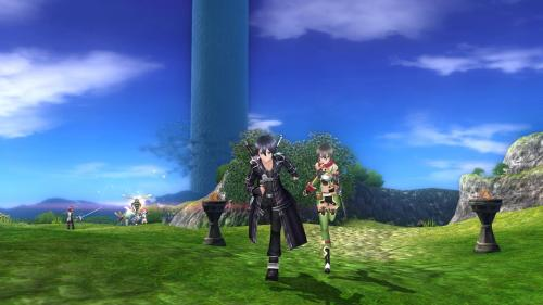 Sword Art Online ReHollow Fragment | Sinon