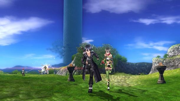 Sword Art Online Re: Hollow Fragment | Sinon