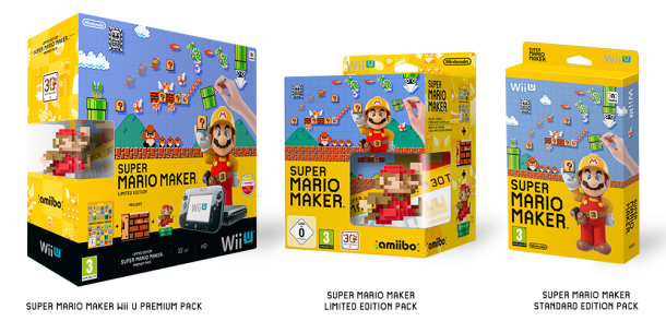super mario maker bundles