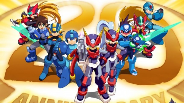 All Mega Man