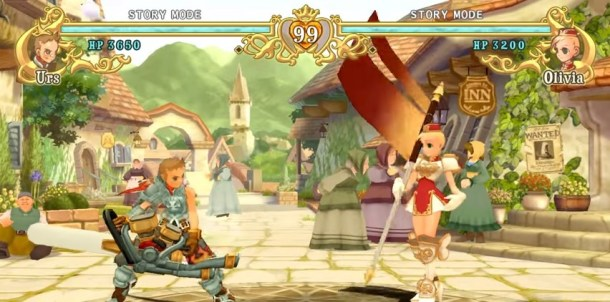 Battle Fantasia: Revised Edition   Prepare to Fight