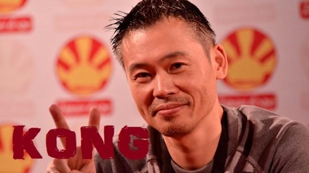 Kong - Keiji Inafune