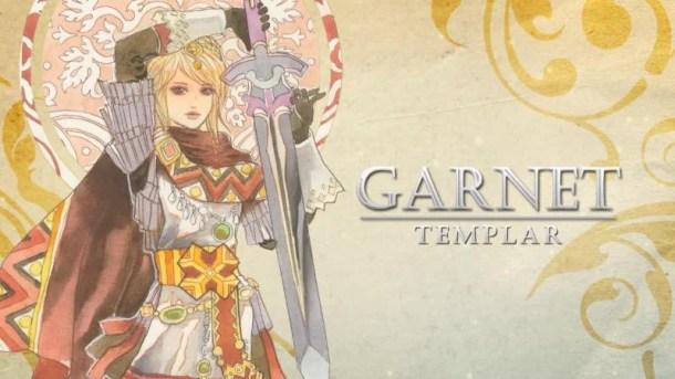 The Legend of Legacy - Garnet