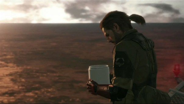 Metal Gear Solid V: The Phantom Pain | The Day Konami Dies