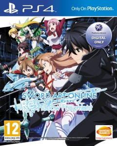 Sword Art Online: Hollow Fragment | oprainfall