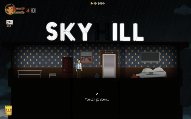 Skyhill | Your Room