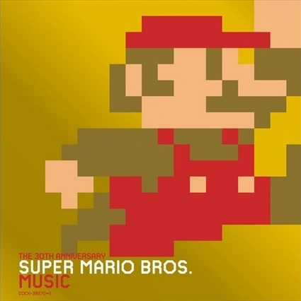 Super Mario Bros. 30th Anniversary CD | oprainfall
