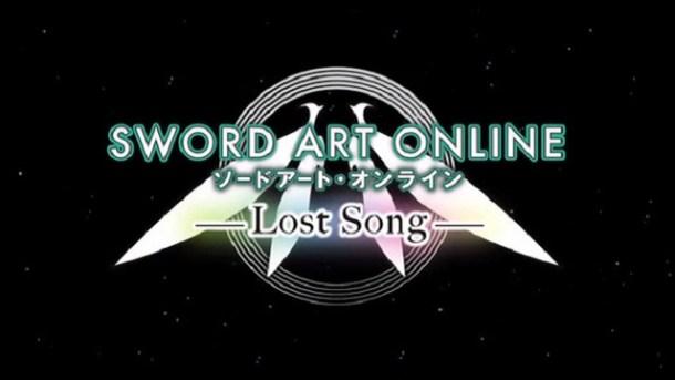Sword Art Online Lost Song | Logo