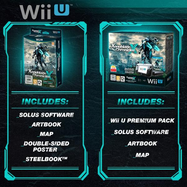 Xenoblade X Bundle