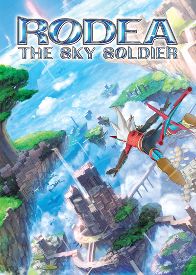 Rodea the Sky Soldier | oprainfall