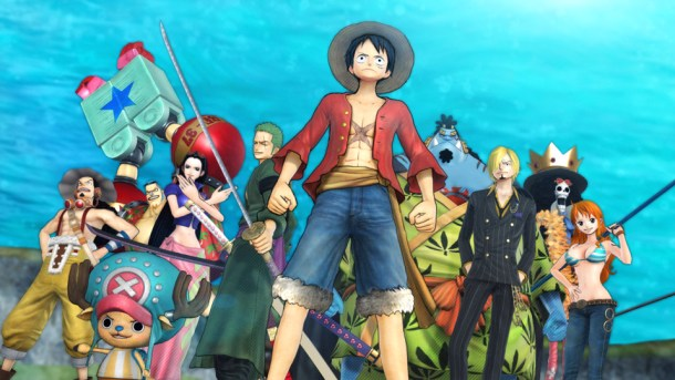 One Piece: Pirate Warriors 3 | The Crew