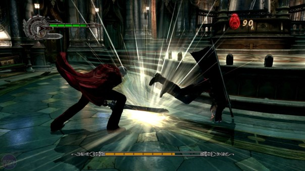 Devil May Cry 4 | Dante vs Nero