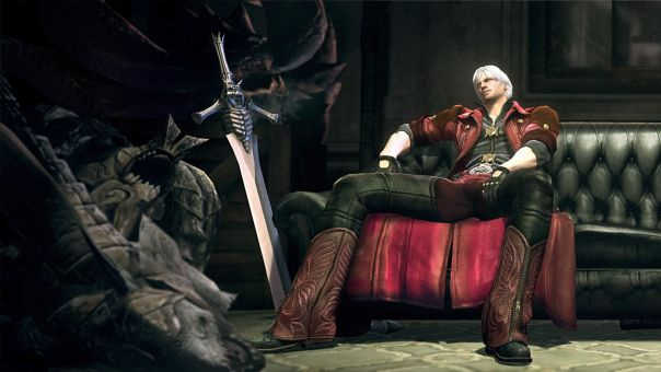 Devil May Cry 4 | Dante And Dragon