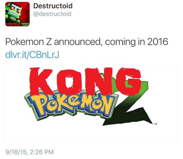 Destructoid - King and Kong