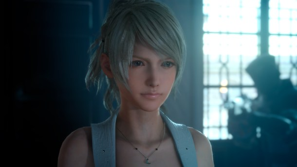Final Fantasy XV   Luna