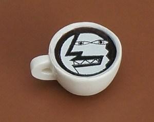 GSC Chino Nendoroid Latte Art