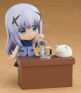 GSC Nendoroid Chino Listless 3
