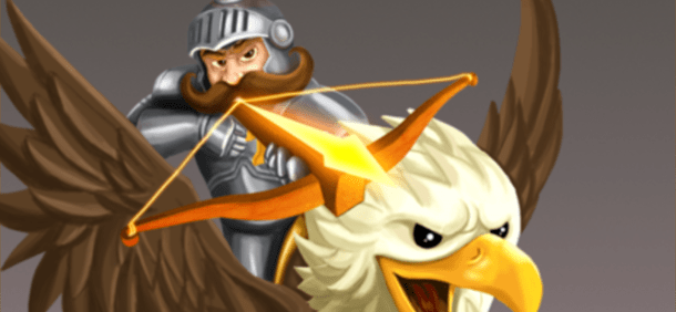 Gryphon Knight Epic | Oliver and Aquila