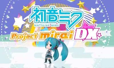 Hatsune Miku: Project Mirai DX | oprainfall