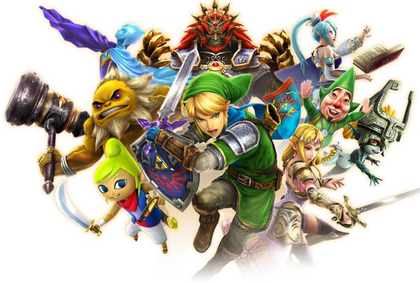 Hyrule Warriors Legends | oprainfall