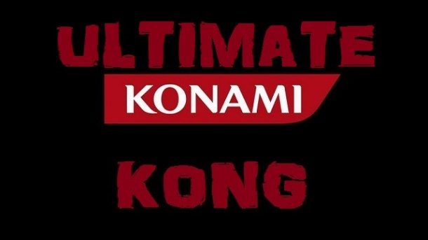 Konami - Ultimate Kong