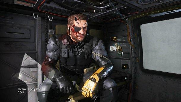 Metal Gear Solid V | In Pequad