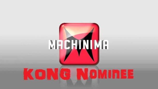Machinima - King and Kong Nominee