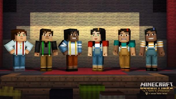 PAX Prime 2015 | Minecraft Story Mode