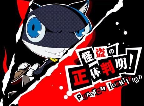 Persona 5 Morgana profile