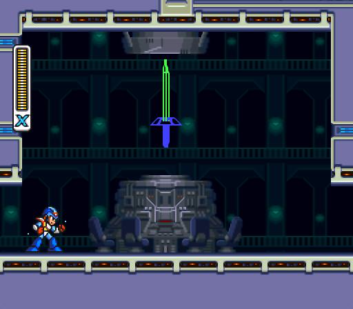 Mega Man X2   Sword