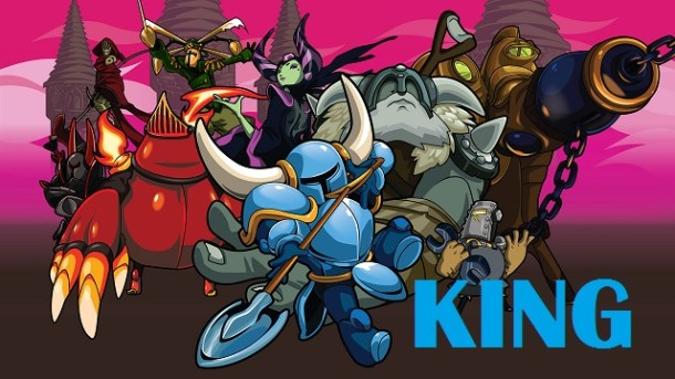 Shovel Knight - King and Kong