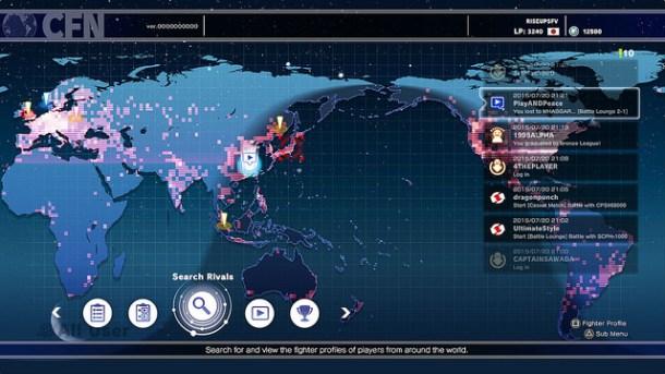 Street Fighter V Capcom Fighters Network