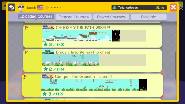 Super Mario Maker | Creating and Uploading Levels