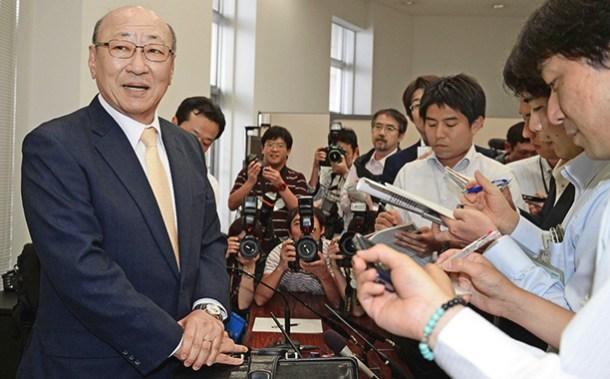 Tatsumi Kimishima - Press Conference