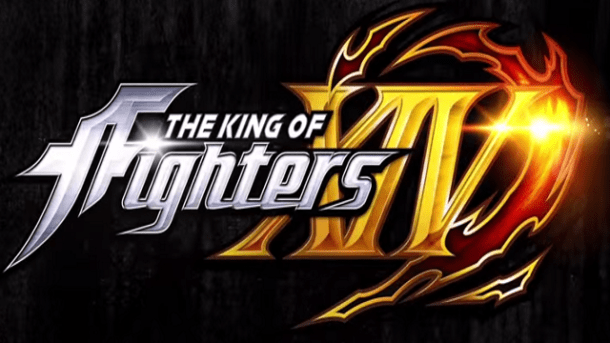 king of fighters xiv | logo