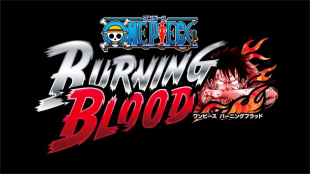 one piece burning blood logo