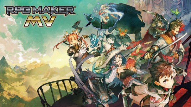 RPG Maker MV | Title 640 x 360