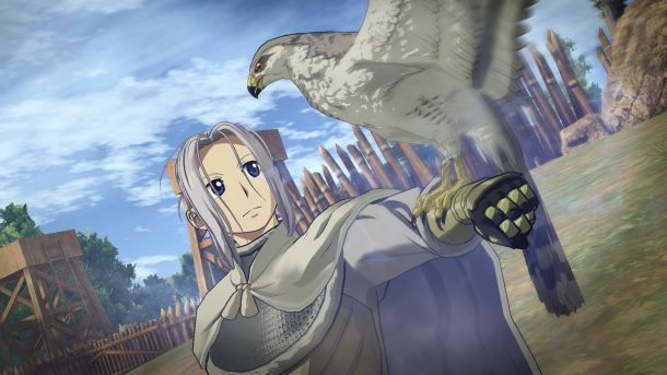Arslan: The Warriors of Legend | Azrael