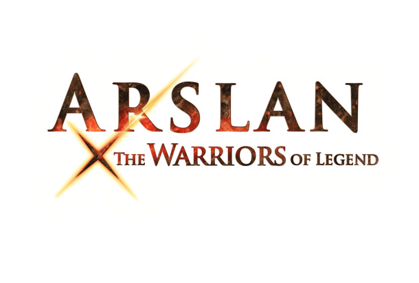 Arslan The Warriors Of Legend logo