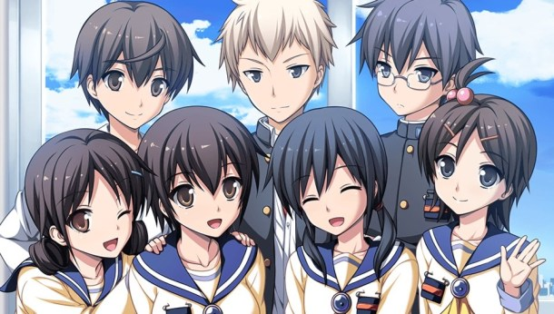 Corpse Party: Blood Drive | Kisaragi Academy Class 2-9