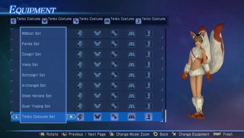 Dynasty Warriors 8 Empires | DLC 2