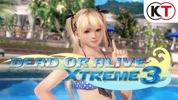 Dead or Alive Xtreme 3 promo image