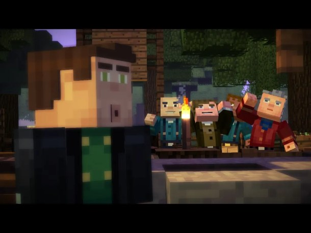Minecraft: Story Mode | Expressions