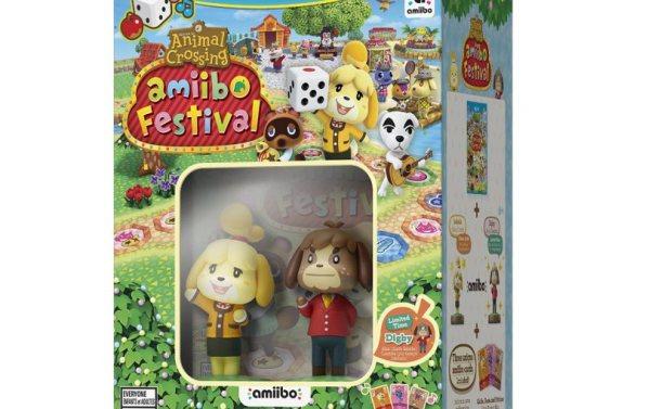 Nintendo amiibo Festival bundle
