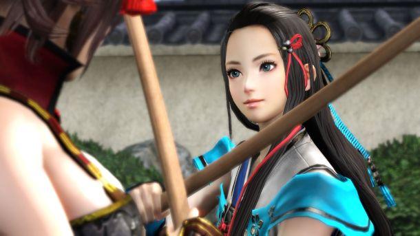 Samurai Warriors 4-II | Lady Hayakawa