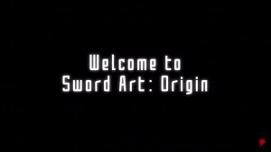 Sword Art Origin