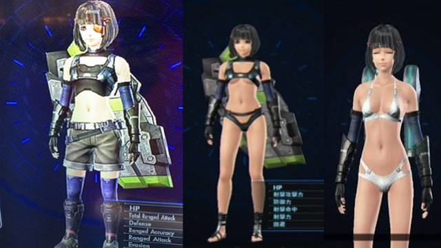 dress style guide xenoblade