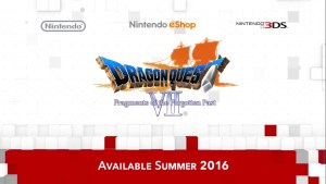 Dragon Quest VII: Fragments of the Forgotten Past | oprainfall