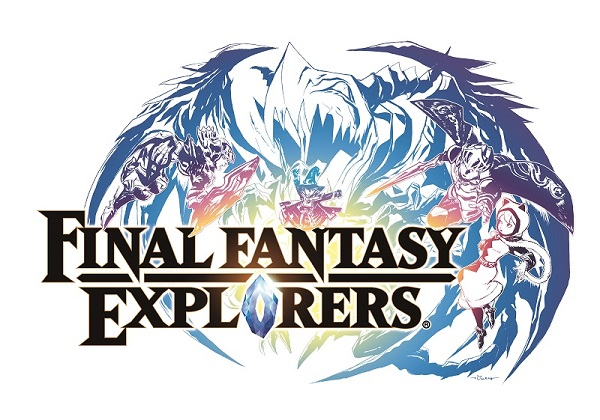 Final Fantasy Explorers | Logo