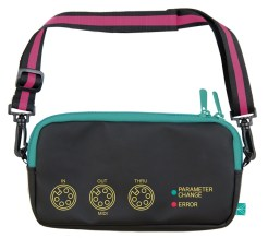 Hatsune Miku Project Diva X bag back